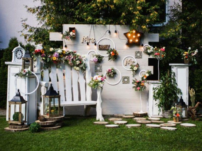 Il Giardino per le tue Scenografie Fotografiche