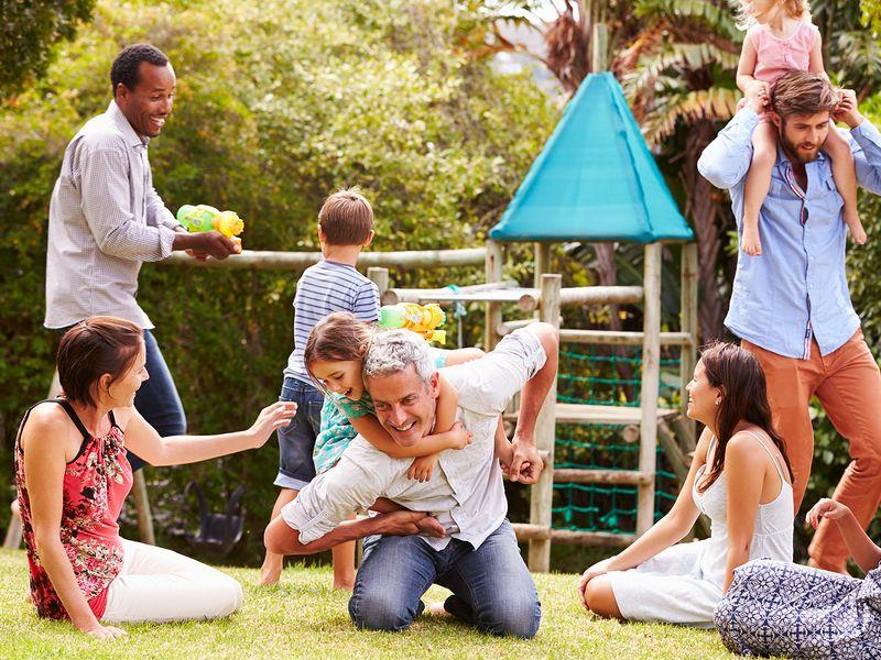 Il Giardino per la tua Famiglia